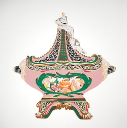 Future Retrieval | Vase Pot Pourri, Sevres