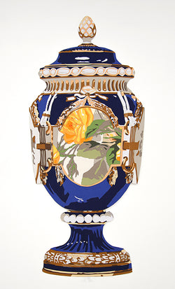 Future Retrieval | Vase, Sevres