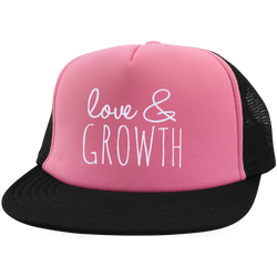 Love & Growth Trucker Hat