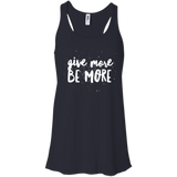Give More Be More Women's Tank