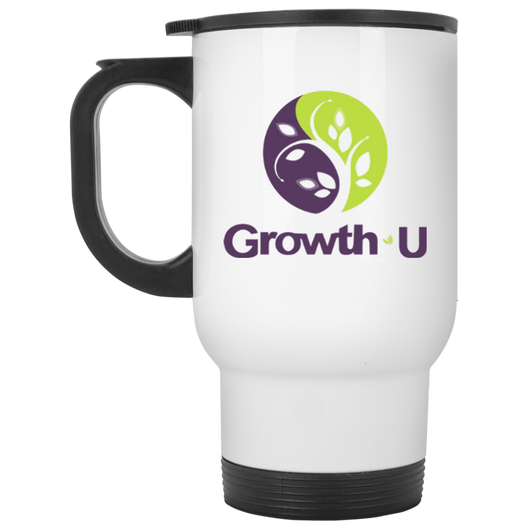 Growth-U Travel Mug - 14.oz.