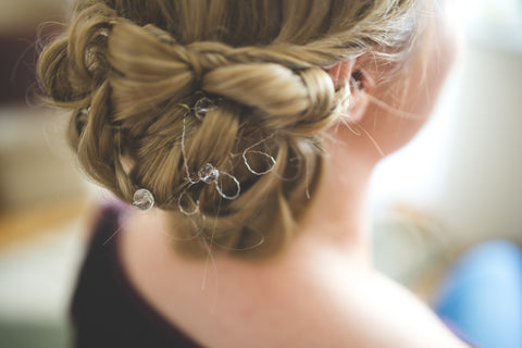 Choosing A Wedding Hairstyle Sublime Bride