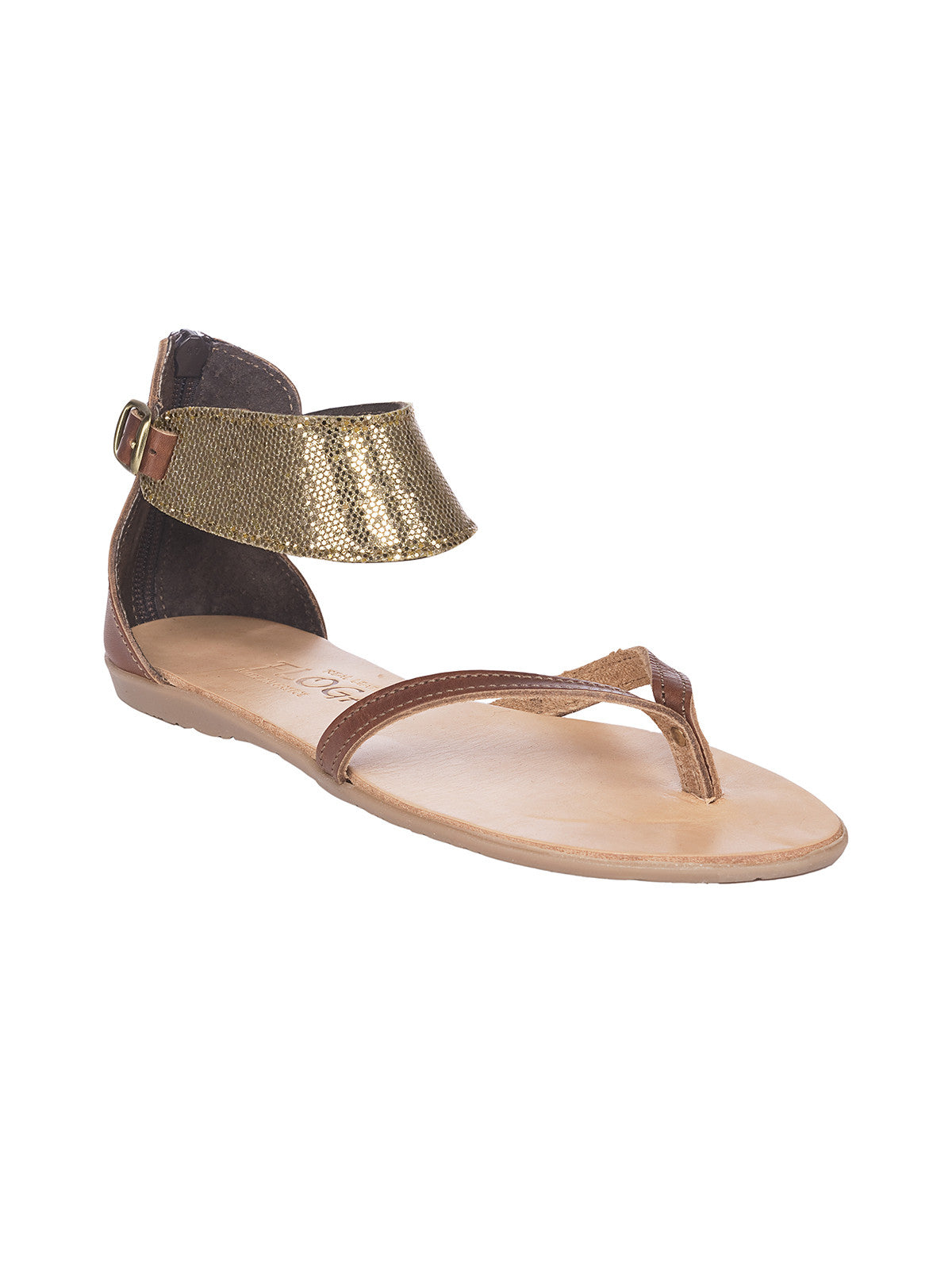 Melpomeni Greek Sandals