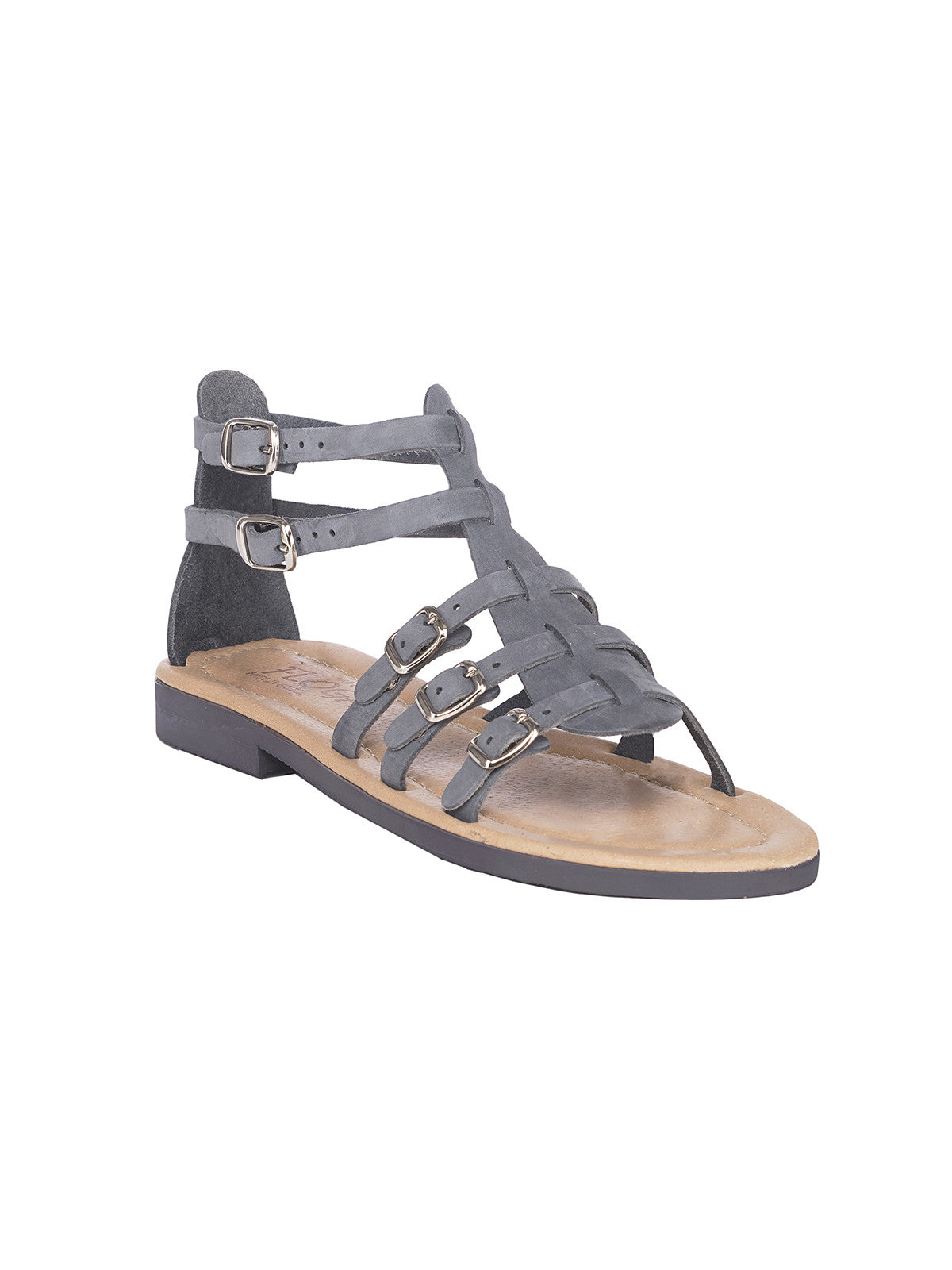 Xenia Greek Leather Sandals