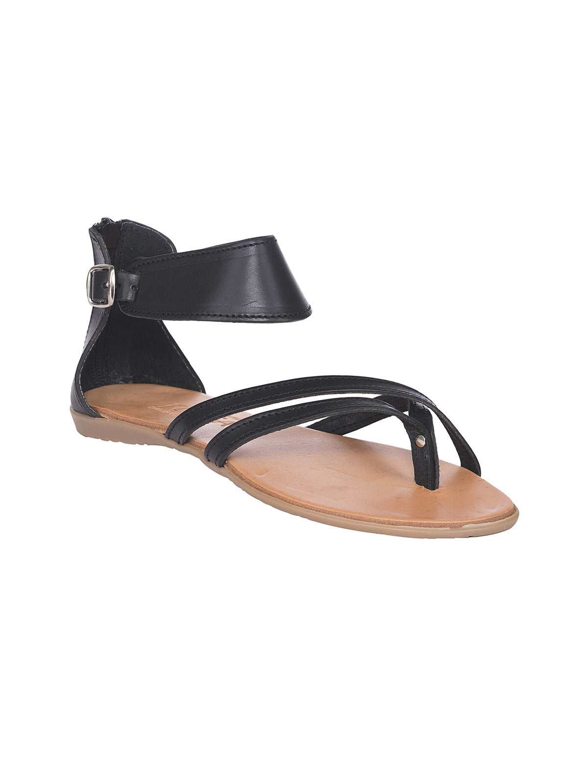 Theodosia Greek Leather Sandals