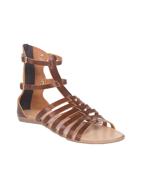 Florentia Greek Leather Sandals