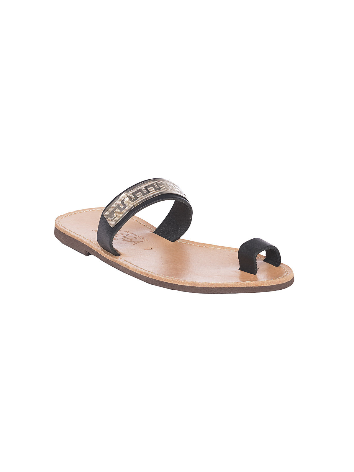 Ariadne Greek Leather Sandals