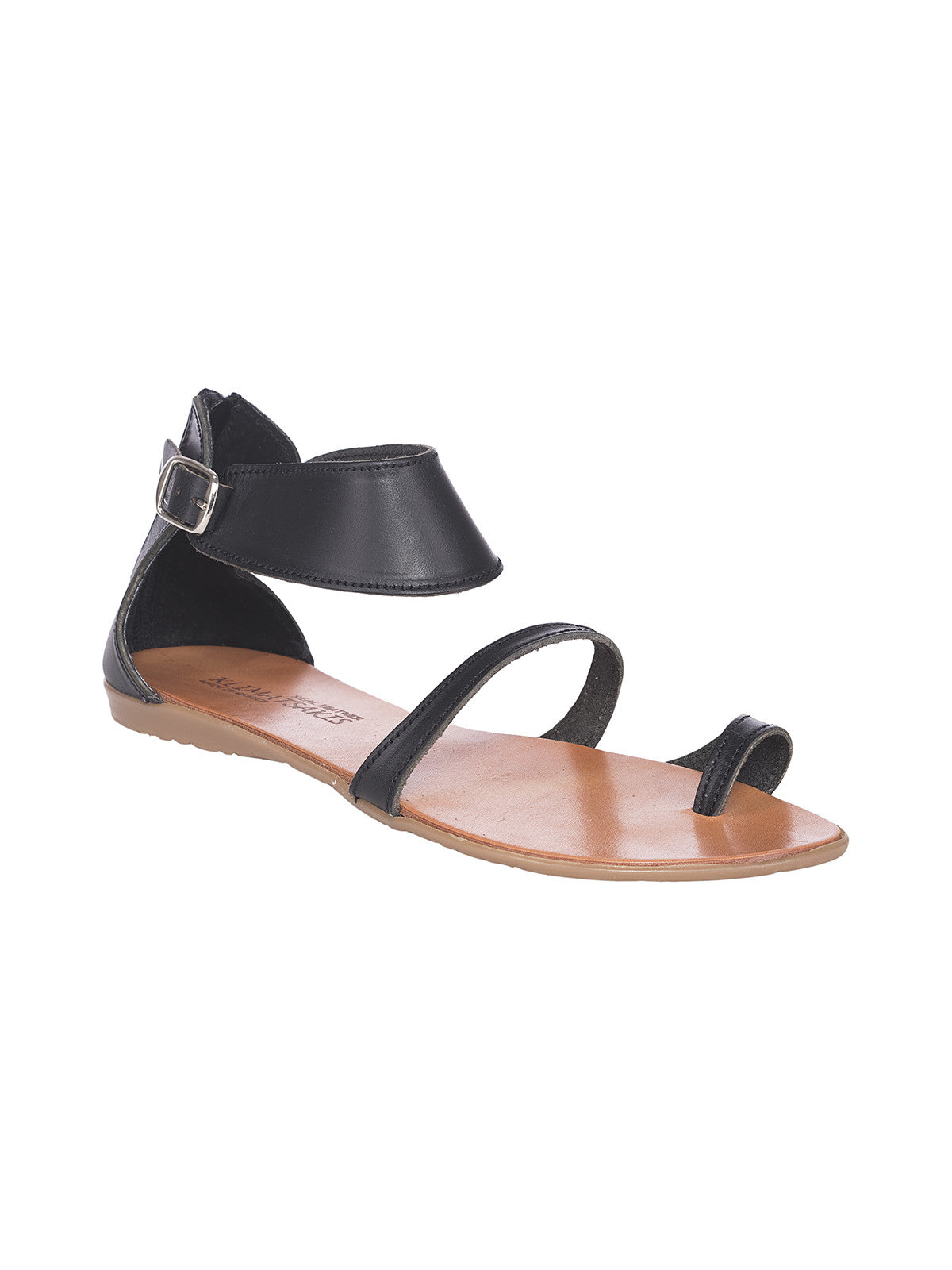 Olympia Greek Leather Sandals