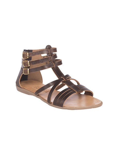Dimitra Greek Leather Sandals