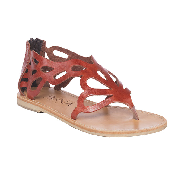 Chloe Greek Leather Sandals