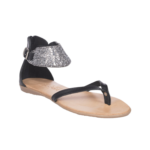 Melpomeni Greek Leather Sandals