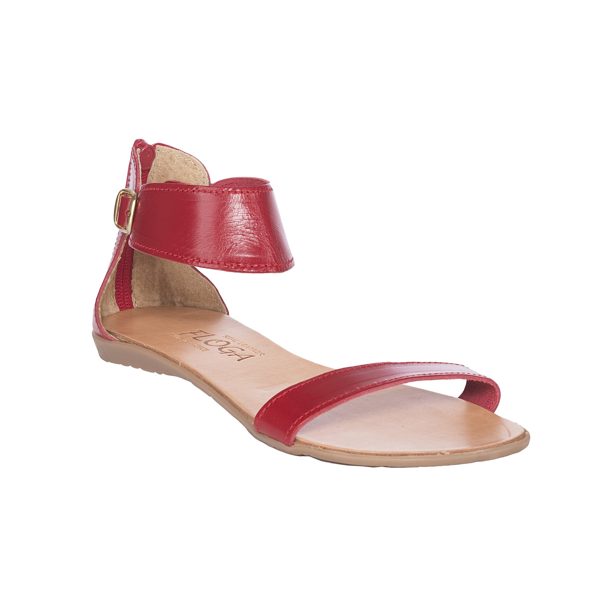 Calypso Greek Leather Sandals