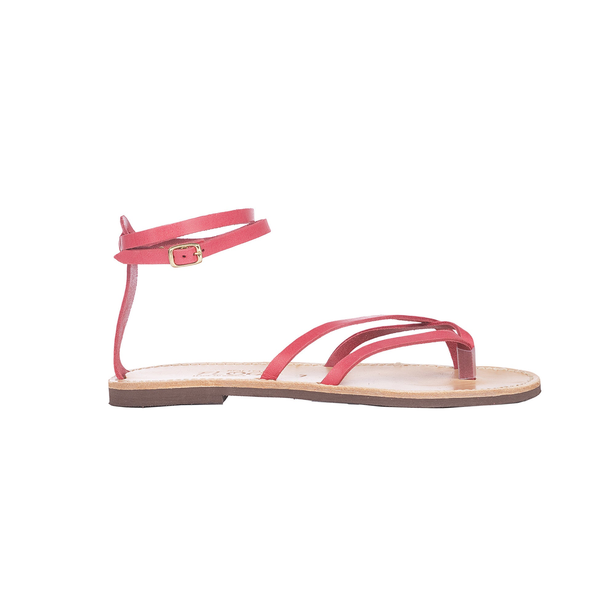 Dionysia Greek Leather Sandals