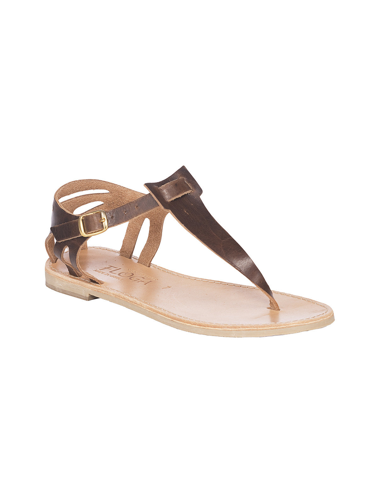 Efrosyni Greek Leather Sandals