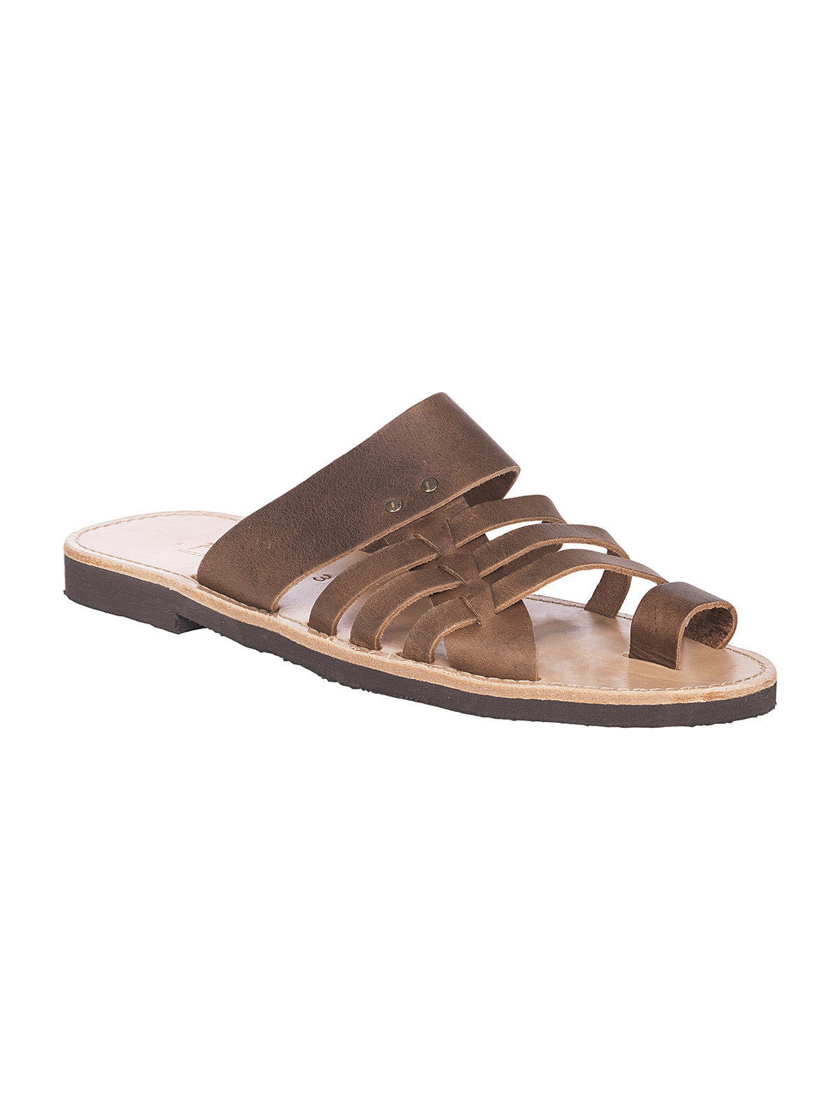 Philemon Greek Leather Sandals