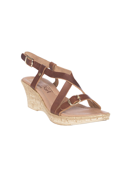 Lydia Greek Leather Sandals