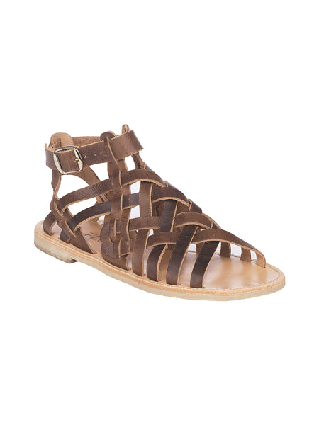 Eygenia Greek Leather Sandals