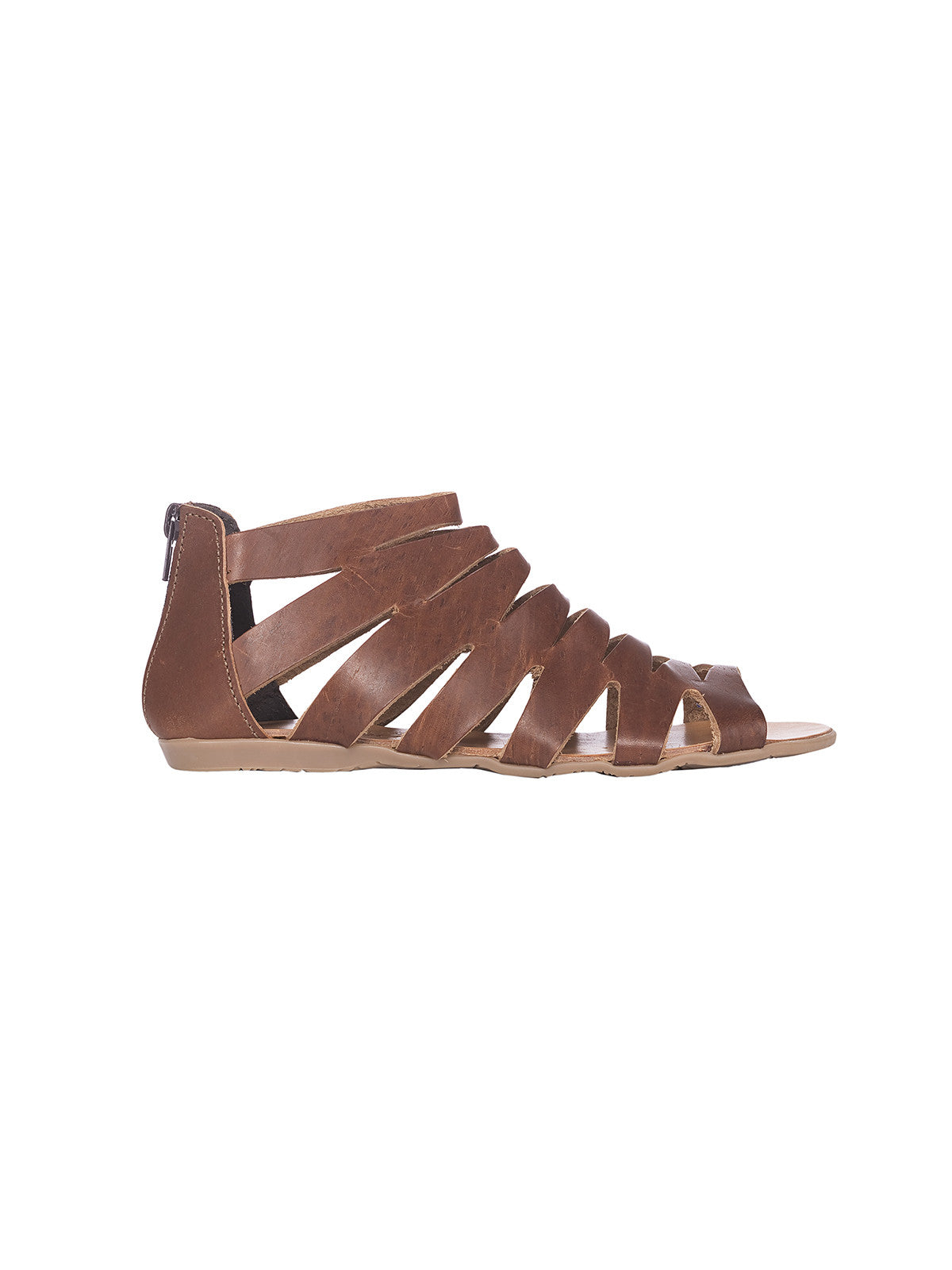 Ambrosia Greek Leather Sandals