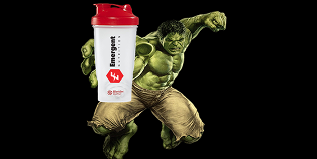 "[Protein Recipe] ""The Hulk"" Ultimate Weight Gainer Shake"