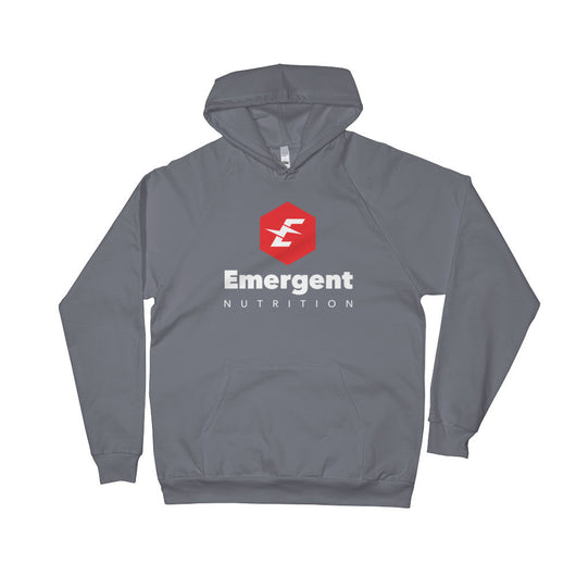 Emergent Nutrition Men's Raglan Hoodie