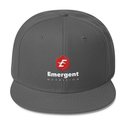 Emergent Nutrition Wool Blend Snapback