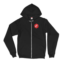 EMERGENT NUTRITION Men's Full-Zip Hoodie