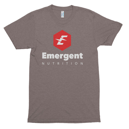 Emergent Nutrition Men's Slim Fit Vintage Tee