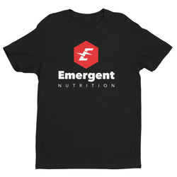 Emergent Nutrition Men's Premium Fitted Tee