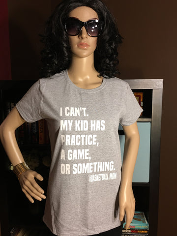 My Kid Has Practice Women's T-Shirt - Girls Love Stuff