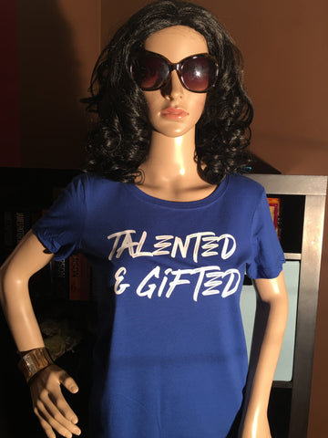 Talented & Gifted Women's Graphic T-Shirt