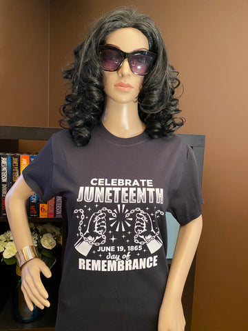 Celebrate Juneteenth T-Shirt