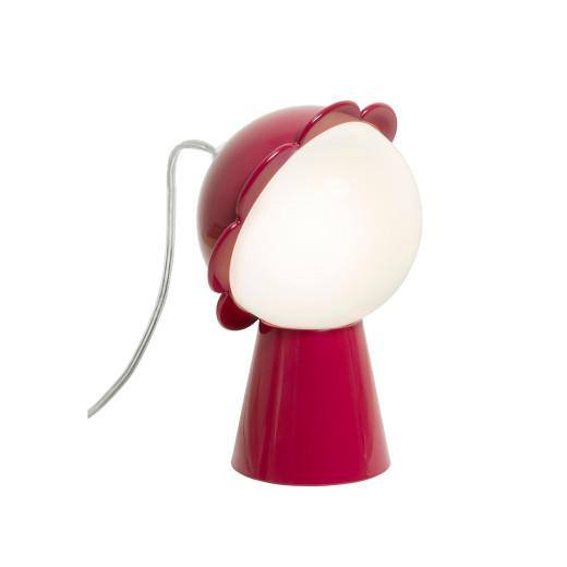 Lampe marguerite Daisy de Nika Zupanc - Qeeboo-Rouge-The Woods Gallery