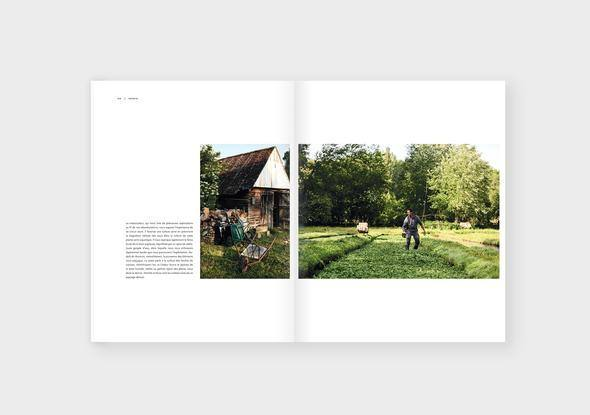Magazine Dinette Nº19-The Woods Gallery