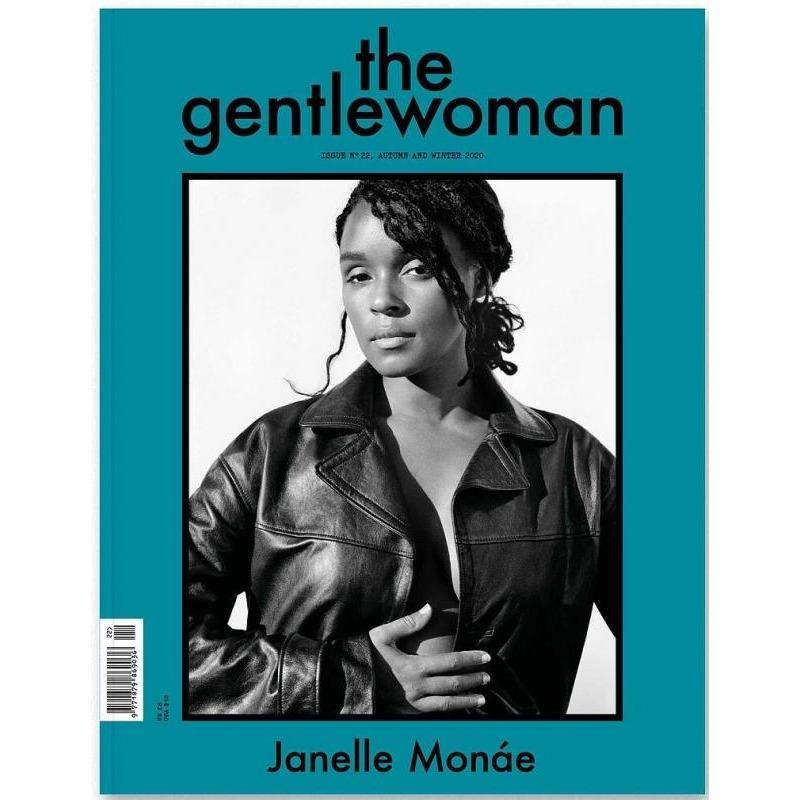 Magazine The Gentlewoman N°22-The Woods Gallery