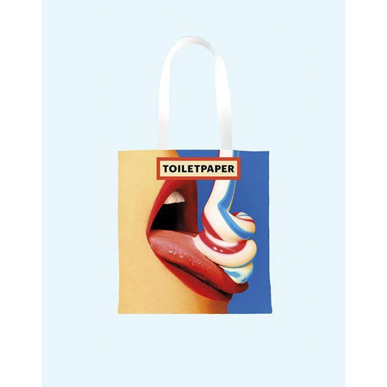 Sac Toothpaste de ToiletPaper - Dentifrice - Seletti-The Woods Gallery