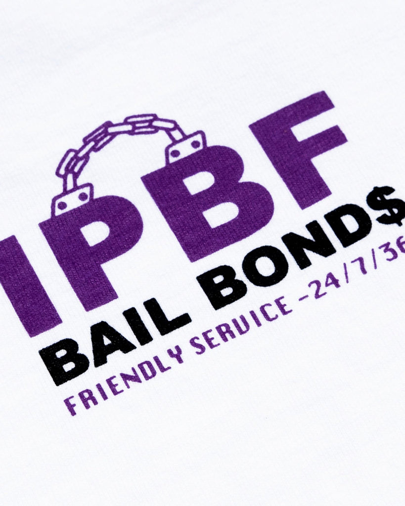 T-shirt Bail Bond de Fuzi - IPBF-M-The Woods Gallery