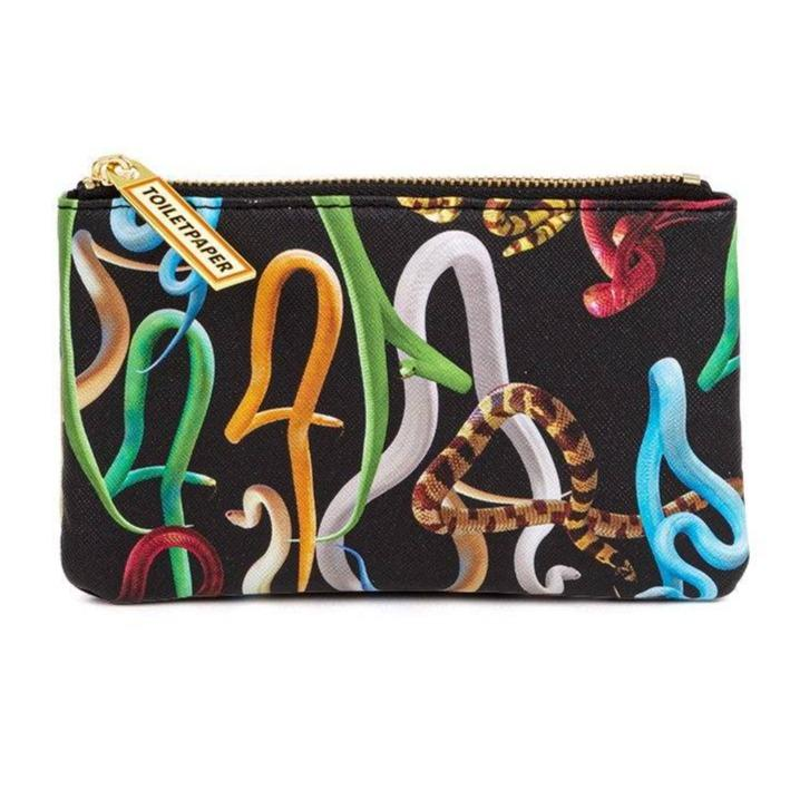 Trousse Snakes de ToiletPaper - Serpents - Seletti-The Woods Gallery