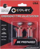 Emergency Valve 2-Pack