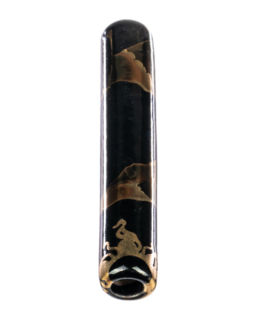 Golden Sun Chillum Black