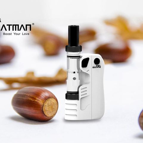 Product Review: Atman Lucky Bear CBD/THC Mini Mod Vaporizer