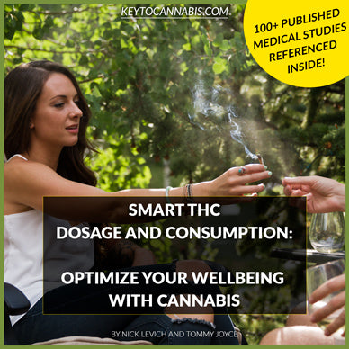 100 published medical studies on thc dosage in an ebook