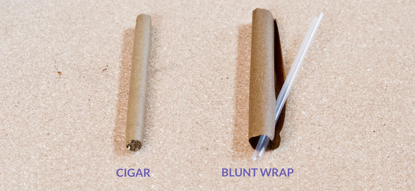 How to Roll a Blunt | 6-Step Visual Guide – Key to Cannabis