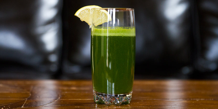 How to Juice, the benefits of juicing cannabis