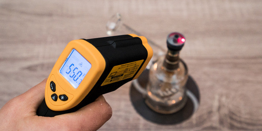 low temp dabbing the perfect temperature for dab potency and flavor