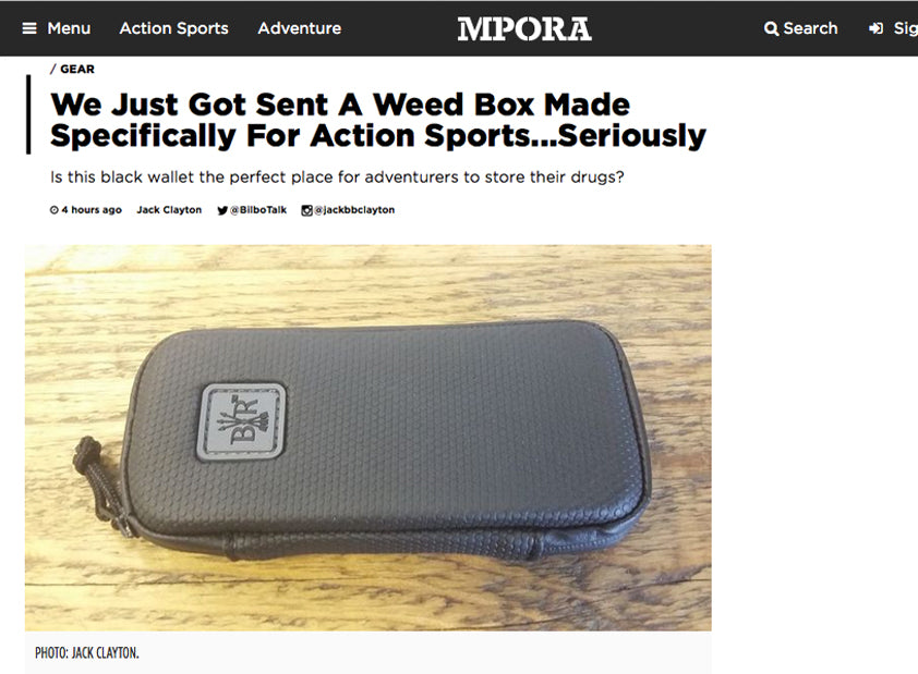 MPORA black rock originals safety case review