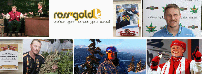 Olympian Ross Rebagliati On Unlocking Your Full Potential With Cannabis