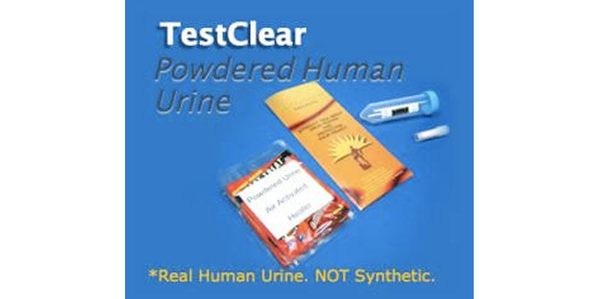 TestClear Powdered Urine Kit Product Review – Key to Cannabis