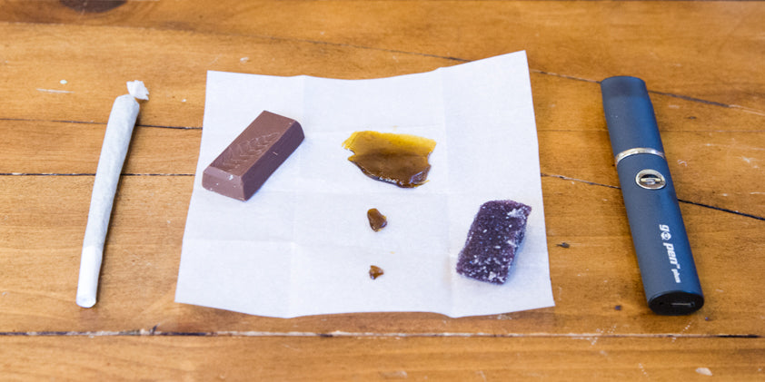 The THC Dosage Guide: Flower, Edibles, Concentrates and More