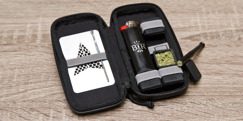 add a lighter to your stash kit