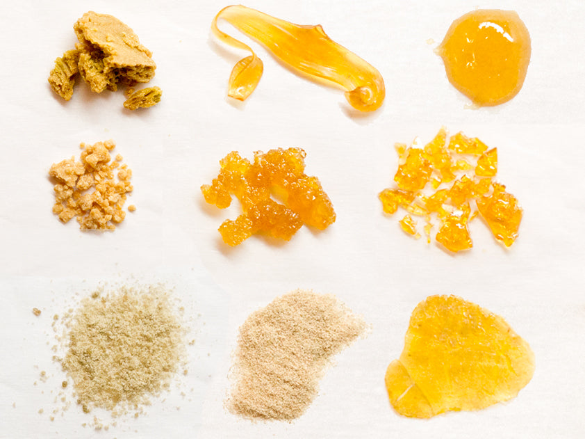 What are Cannabis Concentrates: A Guide to Extraction Techniques